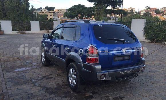 Acheter Occasion Voiture Hyundai Tucson Bleu à Antananarivo au Analamanga