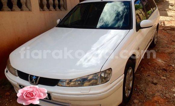 Acheter Occasion Voiture Peugeot 406 Blanc à Antananarivo au Analamanga
