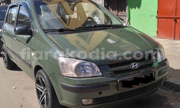 Acheter Occasions Voiture Hyundai Getz Autre à Antananarivo au Analamanga