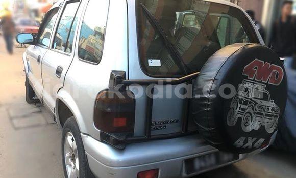 Acheter Occasion Voiture Kia Sportage Gris à Antananarivo au Analamanga