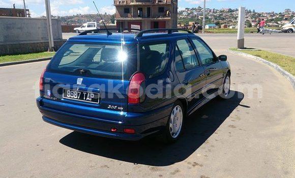 Acheter Occasion Voiture Peugeot 306 Bleu à Antananarivo, Analamanga