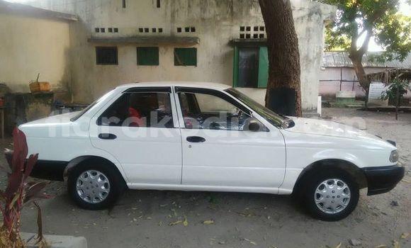 Acheter Occasion Voiture Nissan Sunny Blanc à Antananarivo au Analamanga