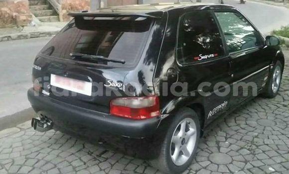 Acheter Occasion Voiture Citroen Saxo Noir à Antananarivo, Analamanga