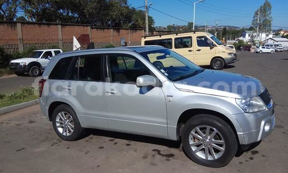 Acheter Occasion Voiture Suzuki Grand Vitara Gris à Antananarivo, Analamanga