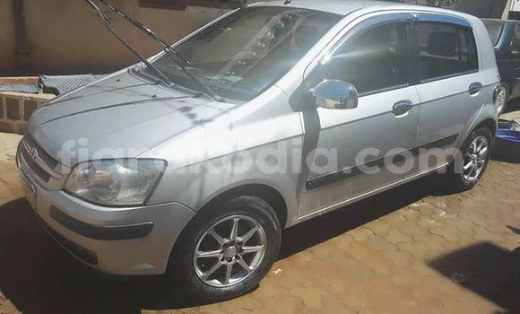 Acheter Occasion Voiture Hyundai Click Gris à Antananarivo au Analamanga