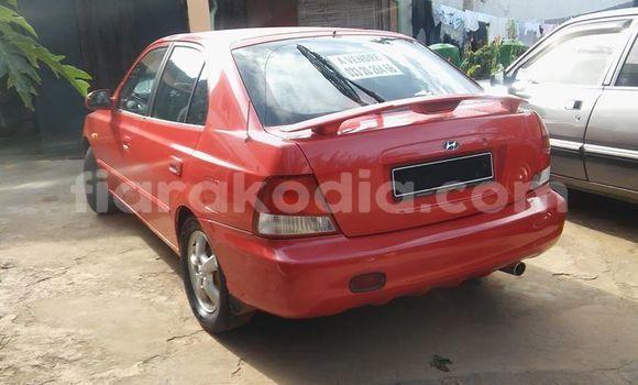Hividy Hyundai Accent Hafa Car in Antananarivo in Analamanga