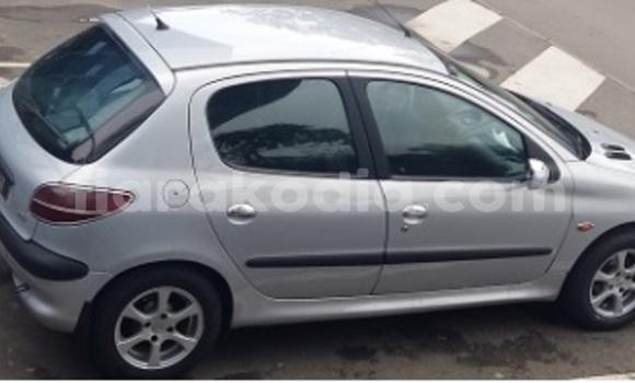 Acheter Occasion Voiture Peugeot 206 Gris à Antananarivo, Analamanga