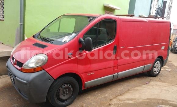 Acheter Occasion Voiture Renault Traffic Rouge à Antananarivo, Analamanga