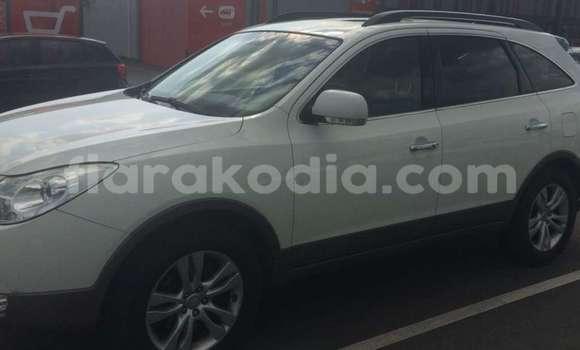 Acheter Occasion Voiture Hyundai ix35 Blanc à Antananarivo, Analamanga