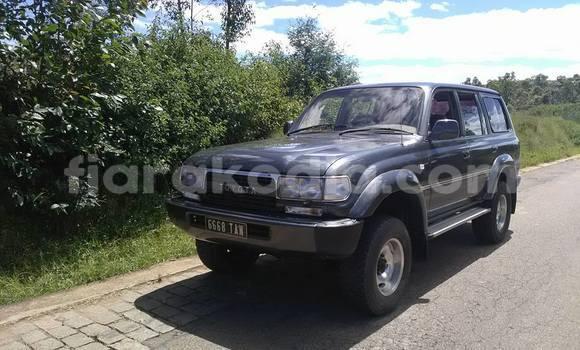 Acheter Occasions Voiture Toyota Land Cruiser Vert à Antananarivo au Analamanga