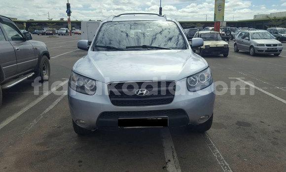 Acheter Occasion Voiture Hyundai Santa Fe Beige à Antananarivo, Analamanga