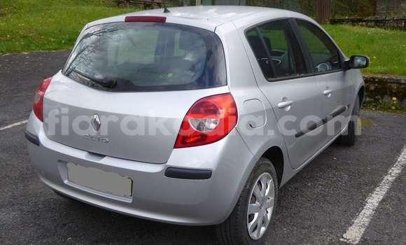 Acheter Occasion Voiture Renault Clio Gris à Antananarivo, Analamanga