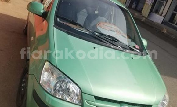Hividy Hyundai Getz Hafa Car in Fianarantsoa in High Matsiatra