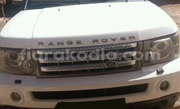 Acheter Occasion Voiture Land Rover Range Rover Blanc à Antananarivo, Analamanga