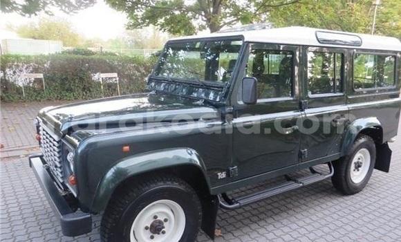 Acheter Occasion Voiture Land Rover Freelander Vert à Antsirambazaha (Andoany, Hell-Ville) au Diana