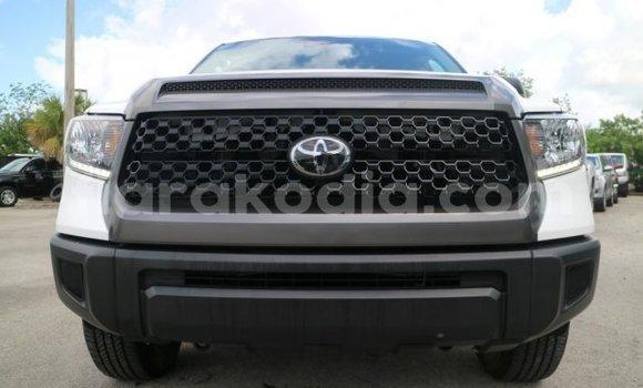 Acheter Occasion Voiture Toyota Tundra Blanc à Ambalavao au Haute Matsiatra