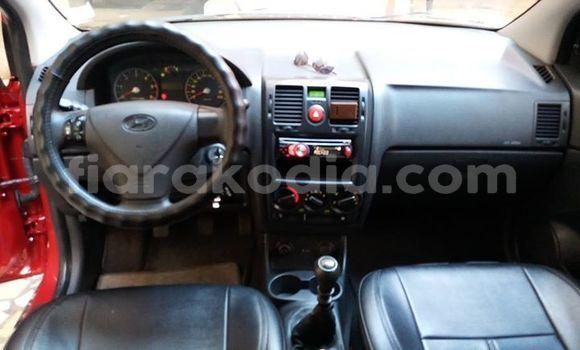 Acheter Occasion Voiture Hyundai Click Rouge à Antananarivo au Analamanga