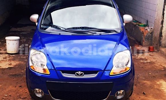 Acheter Occasions Voiture Daewoo Matiz Bleu à Antananarivo au Analamanga