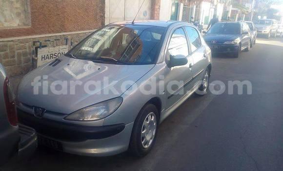 Acheter Occasions Voiture Peugeot 206 Gris à Antananarivo au Analamanga
