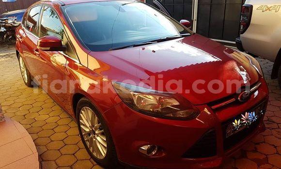 Acheter Occasions Voiture Ford Focus Rouge à Antananarivo au Analamanga