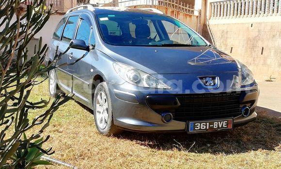 Acheter Occasions Voiture Peugeot 307 Gris à Antananarivo au Analamanga