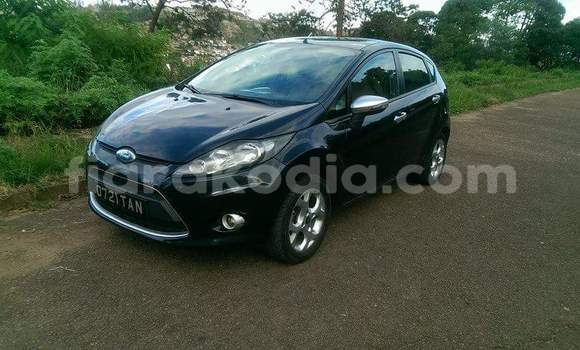 Acheter Occasions Voiture Ford Fiesta Noir à Antananarivo au Analamanga