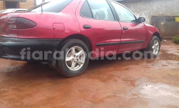 Acheter Occasions Voiture Chevrolet Aveo Rouge à Antananarivo au Analamanga