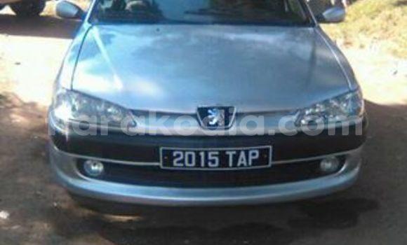 Acheter Occasions Voiture Peugeot 306 Gris à Antananarivo au Analamanga