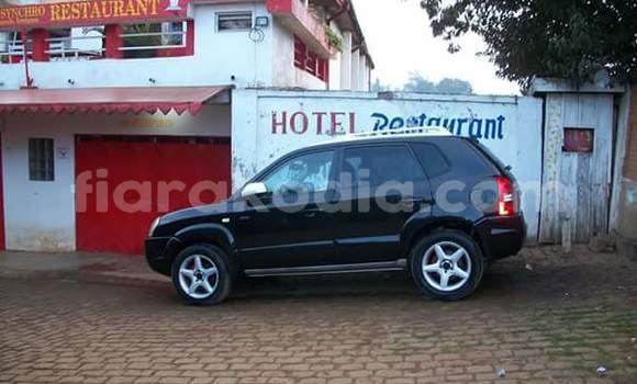 Acheter Occasions Voiture Hyundai Tucson Noir à Antananarivo au Analamanga