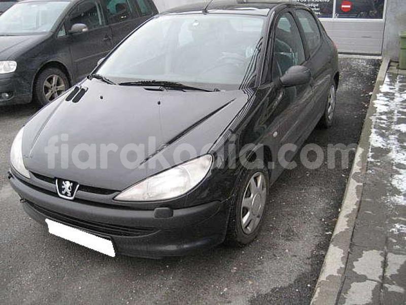 Acheter Occasion Voiture Peugeot 206 Noir A Antananarivo Analamanga