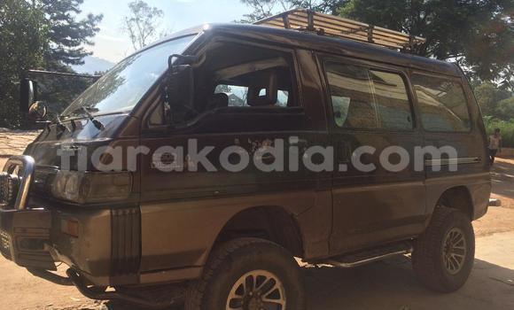 Acheter Occasions Voiture Mitsubishi Space Wagon Marron à Antananarivo au Analamanga