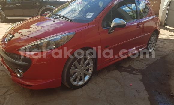 Acheter Occasions Voiture Peugeot 308 Rouge à Antananarivo au Analamanga