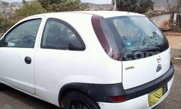 Acheter Occasion Voiture Opel Corsa Blanc à Antananarivo, Analamanga