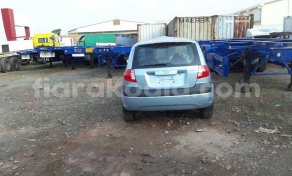 Acheter Occasions Voiture Hyundai Getz Autre à Antananarivo, Analamanga