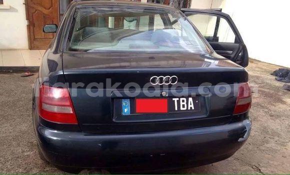 Acheter Occasions Voiture Audi A4 Noir à Antananarivo au Analamanga