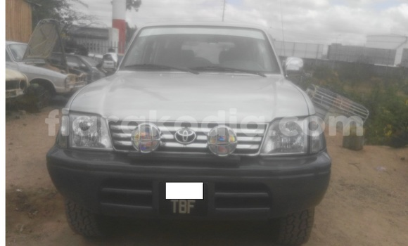 Acheter Occasions Voiture Toyota Land Cruiser Gris à Antananarivo au Analamanga