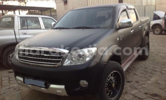 Acheter Occasions Voiture Toyota Hilux Noir à Antananarivo au Analamanga