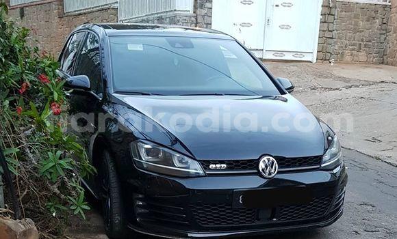 Acheter Occasions Voiture Volkswagen Golf Noir à Antananarivo, Analamanga