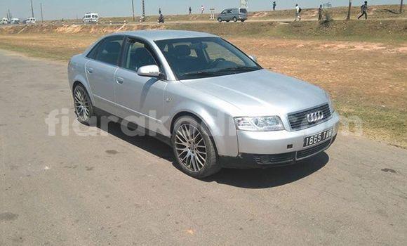 Acheter Occasion Voiture Audi A4 Gris à Antananarivo, Analamanga