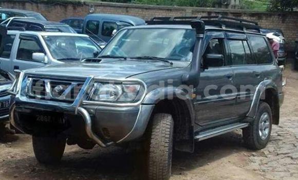 Acheter Occasion Voiture Nissan Patrol Gris à Antananarivo, Analamanga