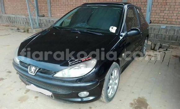 Acheter Occasion Voiture Peugeot 206 Noir à Antananarivo, Analamanga