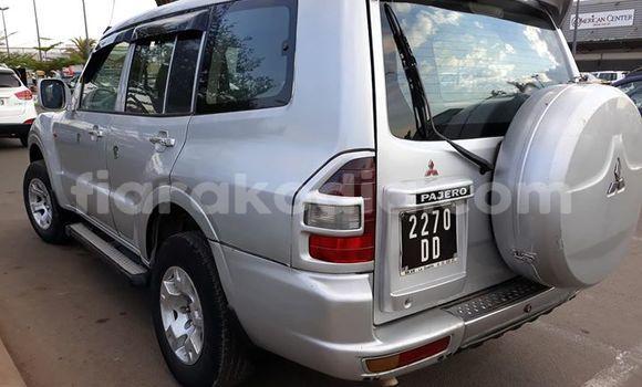 Acheter Occasion Voiture Mitsubishi Pajero Gris à Antananarivo, Analamanga