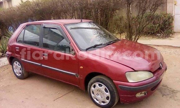 Acheter Occasion Voiture Peugeot 106 Rouge à Antananarivo, Analamanga