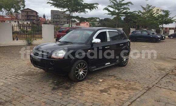 Acheter Occasion Voiture Hyundai Tucson Noir à Antananarivo, Analamanga