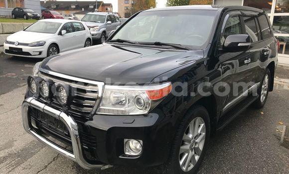 Acheter Occasion Voiture Toyota Land Cruiser Noir à Antananarivo, Analamanga