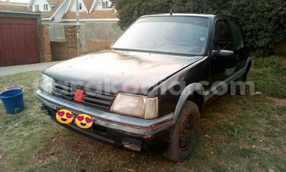 Acheter Occasion Voiture Peugeot 205 Noir à Antananarivo, Analamanga