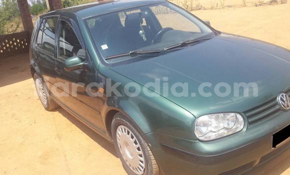 Acheter Occasion Voiture Volkswagen Golf Vert à Antananarivo, Analamanga