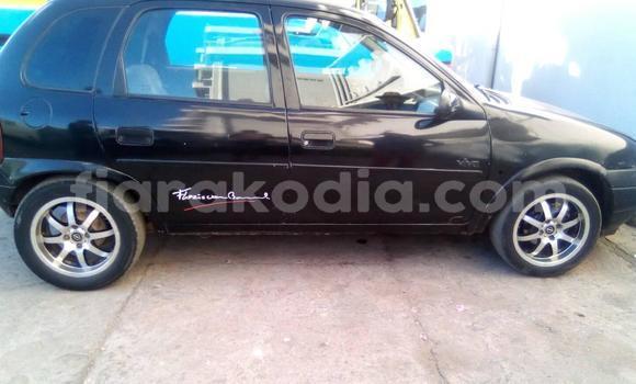 Acheter Occasion Voiture Opel Corsa Noir à Antananarivo, Analamanga