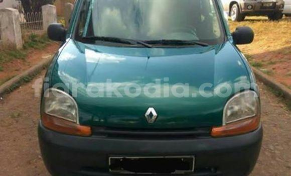 Acheter Importer Voiture Renault Kangoo Vert à Antananarivo, Analamanga