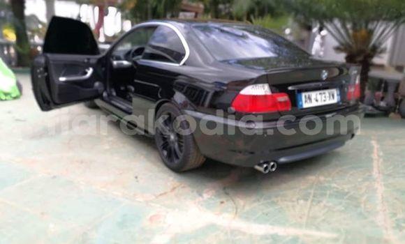 Acheter Importer Voiture BMW 3–Series Noir à Antananarivo, Analamanga